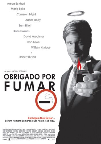 Download Filme - Obrigado Por Fumar (Legendado)